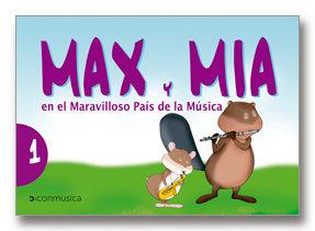 conmusica - Max y Mia