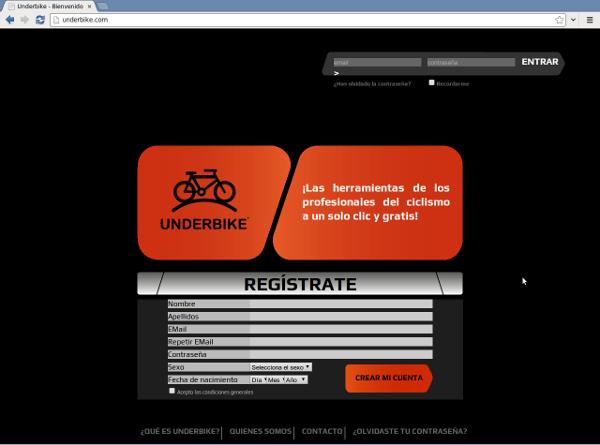 Home Underbike